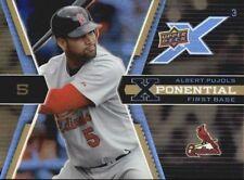 Upper Deck Albert Pujols Single Baseball Cards
