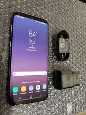 New Samsung Galaxy S8 + Plus G955U 64GB Silver T-Mobile Only Clean ESN + More