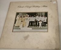 Cheech And Chong Wedding Album - Vintage Vinyl - Comedy Album - Ode Records