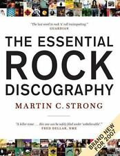 The Essential Rock Discography: Complete Discographies Listing Every Track Reco