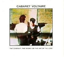 Cabaret Voltaire - The Covenant The Sword And The Arm Of The Lord (NEW CD)