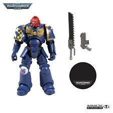 "McFarlane Toys - Warhammer 40K -  Space Marine 7"" Scale Action Figure"