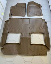 Maxliner All Row Tan Floor Liners Fits 2009-16 Chrysler Town /& Country
