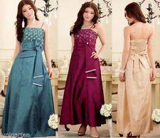 Damenkleider aus Taft 36 Elegant/Abende Größe