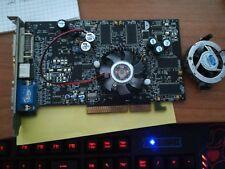 Scheda video Sapphire ATI Radeon 9600PRO 256MB AGP VGA