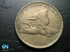 1858 Flying Eagle Cent  --  MAKE US AN OFFER!  #B8345