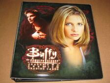 Buffy Season 2 Trading Card Binder Album Plus B2 AL1
