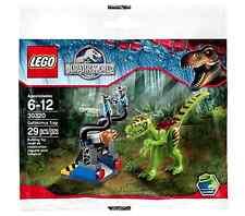 LEGO® Jurassic World 30320 Dino Trap NEU _ Gallimimus Trap NEW MISB NRFB POLYBAG