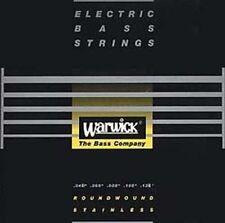 WARWICK BLACK LABEL 40301 M Bass-Saiten 5-str. 045-135 Strings NEU! OVP!