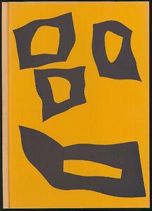"""Hans Arp: """"Geh durch den Spiegel"""" Folge 14/1958. Mit 3 Original-Grafiken."""