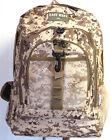 TAN DIGITAL Camo Tactical Gear Backpack Assault Bag Free Ship Daypack Hunting