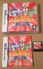 Party Carnival Game For Ds Dsi Lite 3Ds Nintendo Complete & Boxed 99p UK P&P