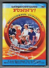 LAUGH-OUT-LOUD FUNNY! new dvd SIX 6 MOVIES ON TWO DISCS