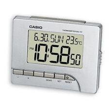 Casio DQ747-8EF LED Digital LED Auto Calendar Alarm Clock DQ-747-8EF New