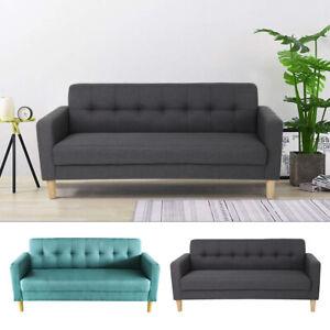 Modern Luxury Design Sofa Brand New Fabric Seater Padded Sofa Suite