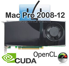 "NVIDIA Quadro FX 4800 1.8 GB Video Card  Mac Pro 2008-12/Cinema 30""/FCPX/10.9"