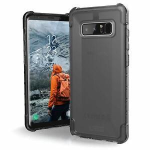 URBAN ARMOR GEAR Uag Samsung Galaxy Note 8 Plyo Tough Étui Coque Transparent Ash