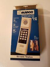 Rare Retro Vintage Ai Alaron T36 Electronic Telephone. New in (opened) box.