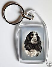 Cocker Spaniel Key Ring By Starprint - No 4