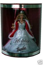 2001 Holiday Celebration Barbie Doll