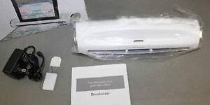 Brookstone iConvert iPad-Compatible Scanner Dock for ipad 1 & ipad 2