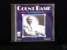 CD COUNT BASIE - the golden years 1944-45, the v-discs