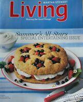 July 2007 Martha Stewart Living #164