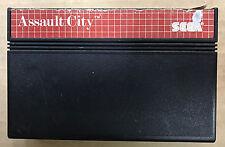 Assault City Cartridge Only (Sega Master System, 1990)
