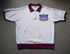 1950s Champion Running Man All American Prep Stars & Stripes Basketball Shirt