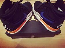 Nike Air Jordan Legacy 312 Men's Basketball Shoes, Black/White - UK Size 11