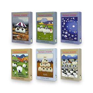 Sheep Playing Cards by Thomas Joseph Poker Deck Bridge