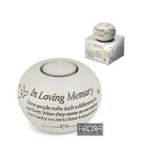 Said With Sentiment 7316 In Loving Memory Tealight Holder