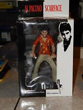 "SCARFACE Mezco figure AL PACINO 10"" THE RUNNER 2004"