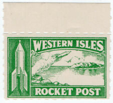 (I.B) Cinderella Collection : Western Isles Rocket Post