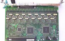 3x PANASONIC KX-TDA100/200 DLC16 Cards KX-TDA0172 GST inc
