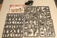 Warhammer Orcs and Goblins orruk Ardboys x10 New on Sprue