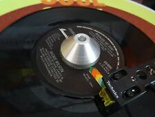 "Record  7"" centre adaptor middle US american northern soul player jukebox ."