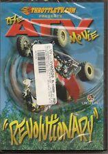 The ATV the Movie (DVD, 2014) Four Wheeler Stunts Brand New NIB