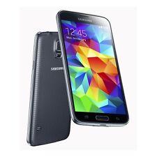 Samsung Galaxy S5 SM-G900F - 16GB - Schwarz (Ohne Simlock) Smartphone Handy Neu