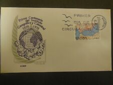 Spain First Day Cover of the National Geographic Institute in Madrid 1970