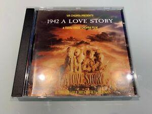 1942 A Love Story ~ R.D. Burman Bollywood Indian Music CD Rahul Dev