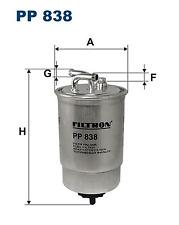 Kraftstofffilter - Filtron PP838
