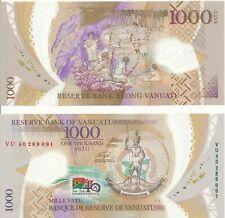 Vanuatu - 1000 Vatu 2020 UNC 40 years of independence comm. Lemberg-Zp
