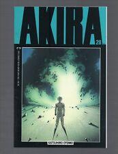 AKIRA #28 NEAR MINT- 9.2 1991 1st PRINT EPIC COMICS