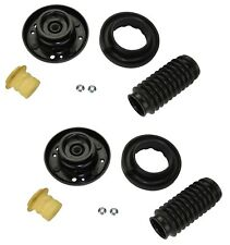 Pair Set 2 Front Moog Suspension Strut Mount Kit with Bupers for Lincoln Ford