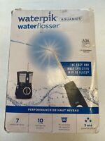 NEW! Waterpik Aquarius Water Flosser Blue, WP-663 WP-663CD - FREE SHIPPING!