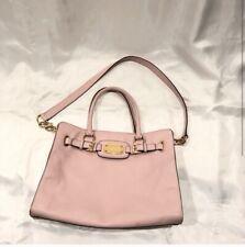 Michael Kors Baby Pink Hamilton Bag