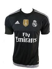 Adidas Real Madrid GK Trikot WC schwarz Gr.S