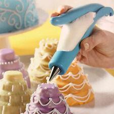 Durable Kitchen Cake Decorating Blue Pen Tool Kit DIY Cream Decorate Tool