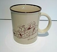 "Henry Syverson Coffee Mug ""You Want It WHEN?"" Work Humor Funny Vintage 1979 Cup"